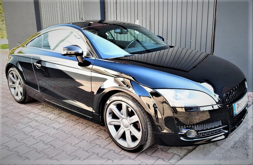 Audi TT 3S-LINE