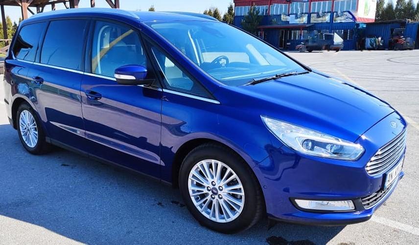 Ford Galaxy titanium FULL OPCJA